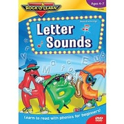 Rock 'N Learn® Educational DVD, Letter Sounds (RL-946)