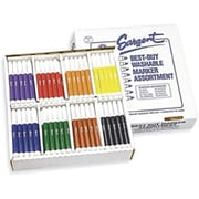 Sargent Art® 8 Colors Marker, 200/Pack