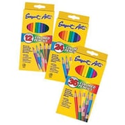 "Sargent Art 7"" Coloured Pencil, Assorted, 24/box, 96/Pack (SAR227224)"