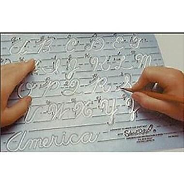 School-Rite® Uppercase Transitional Handwriting Template