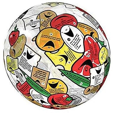 American Educational Products Food/Nutrition Clever Catch Ball (SRO1461)