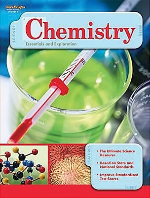 High School Science Student Edition Grades 9 - Up, Chemistry