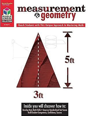 Middle School Collection: Math Student Edition Grades 5 - 8 Measurement & Geometry