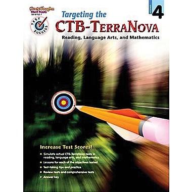 Houghton Mifflin® Test Success Targeting The CTB/Terranova Book, Grades 4th