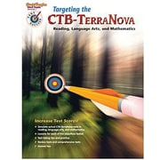 Houghton Mifflin® Test Success Targeting The CTB/Terranova Book, Grades 6th