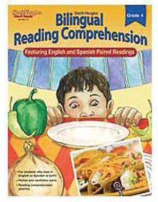 Houghton Mifflin® Bilingual Reading Comprehension Book, Grades 4th