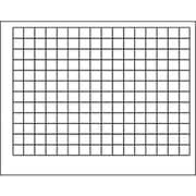 "Trend Enterprises Graphing Grid 1 1/2"" Wipe-Off Learning Chart"