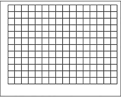 Trend Enterprises® Graphing Grid 1 1/2