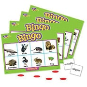 Trend Enterprises® Animals Bingo Game, Grades Pre Kindergarten - 4th