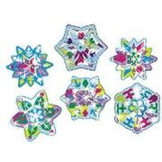 Trend Enterprises® Sparkle Stickers, Winter Shimmer