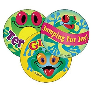 Trend Enterprises® Stinky Stickers, Frolicking Frogs/PineApple