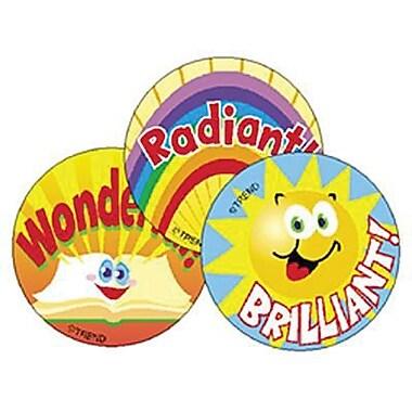 Trend Enterprises® Stinky Stickers, Sun and Fun/Tutti-Frutti