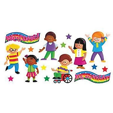 Trend Enterprises® Bulletin Board Set, Kid's Are Great