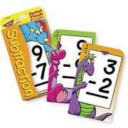 Trend Enterprises® Pocket Flash Cards, Subtraction 0 - 12