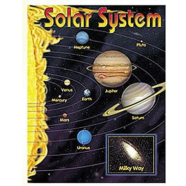 Trend Enterprises® Solar System Learning Chart