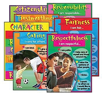 Trend Enterprises® Character Education Learning Chart