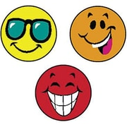 Trend Enterprises® SuperSpots® Stickers, Happy Smiles
