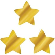 Trend Enterprises Supershapes Stickers, Gold Stars, 4000/Pack (T-46602)