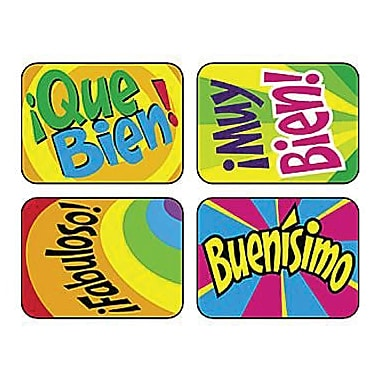 Trend Enterprises® Applause Stickers, Fabuloso! (SP)