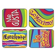 Trend Enterprises® Applause Stickers, Excelente! (SP)