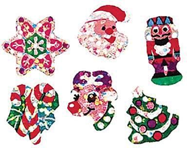Trend® Sparkle Stickers®, Christmas Joys