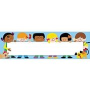 Trend Desk Toppers pre-kindergarten - 2nd Grades Name Plate, Kid's, 216/Pack (T-69005)