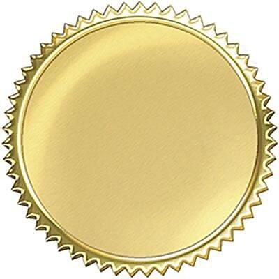 Trend Enterprises® Award Seals Stickers, Gold Burst