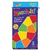 Trend Enterprises® 3-Corner Matching Logic Game, Match-It!