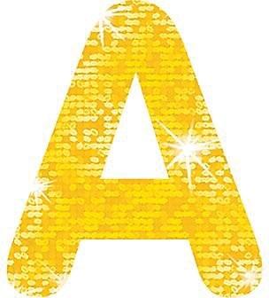 Yellow Sparkle 2