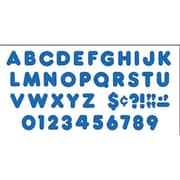 "Blue 5"" Casual Ready Letters®"