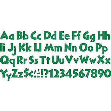 Ready Letters®, Kelly Green 4