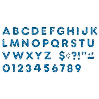 Trend Enterprises Ready Casual Uppercase Letter, 4
