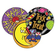 Trend® Stinky Stickers®, Large Round, Happy Halloween Scented Root Beer
