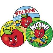 Trend Enterprises® Stinky Stickers, Amazing Apples/Apple