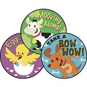 Trend Enterprises® Stinky Stickers, Fabulous Farm/Honey