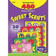 Trend Enterprises Stinky Stickers, Sweet Scents, 912/Pack (T-83901)
