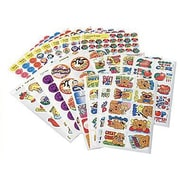 Trend Enterprises Stickers, Super Assortment, 4000/Pack (T-90006)