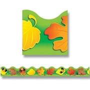 """TREND T-92132 39' x 2.25"""" Scalloped Fall Fun Terrific Trimmer, Multicolor"""