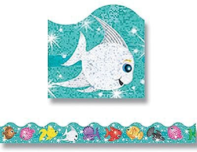 Trend® Terrific Trimmers®, Sparkle Fish