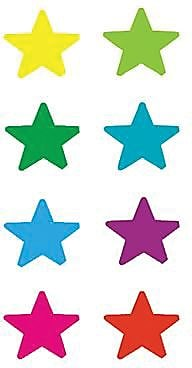 Teacher Created Resources® Mini Stickers, Stars