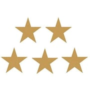 Teacher Created Resources Stars Stickers, Gold Foil, 2940/Pack (TCR1276)