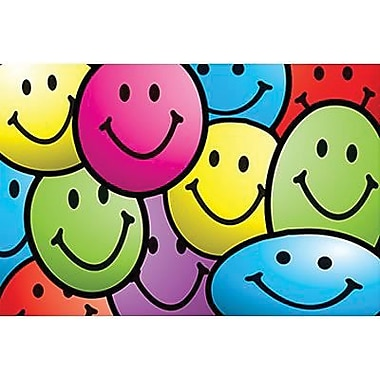 Teacher Created Resources Smiley Faces Postcard, 30/Pack (TCR1965)