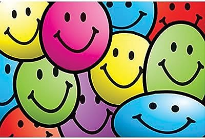 Teacher Created Resources® Smiley Faces Postcard