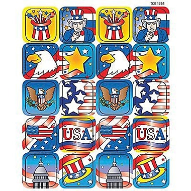 Teacher Created Resources® Stickers, Patriotic 2