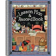 Teacher Created Resources® Lesson Plan and Record Book From Susan Winget, Grades Kindergarten - 12th