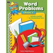 Teacher Created Resources® Practice Makes Perfect Series Word Problems Book, Grades 4th