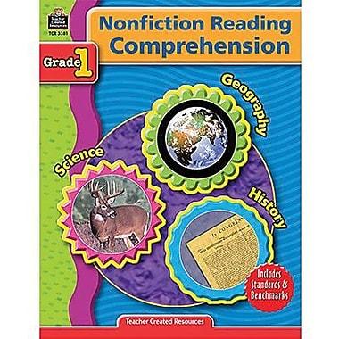 Teacher Created Resources® Nonfiction Reading Comprehension Book, Grades 1st