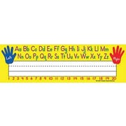Teacher Created Resources® pre-school - 1st Grades Name Plate, Left/Right Alphabet