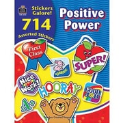 Teacher Created Resources Stickers Book, Positive Power, 1428/Pack (TCR4225)