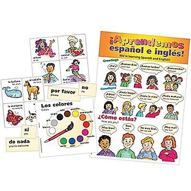 Teacher Created Resources® Bulletin Board Display Set, Spanish